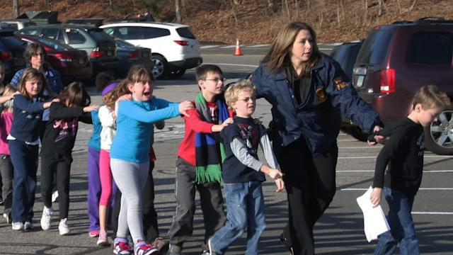 School Shooter Targets Kids in Conn. Massacre