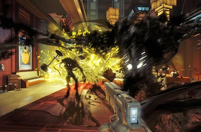 Watch the first gameplay from Bethesda's 'Prey' reboot