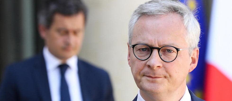 Condamnation de Sarkozy: Bruno Le Maire a téléphoné à l'ancien président