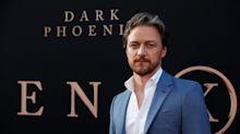 James McAvoy says he's been turned down for roles because he's 'too short'