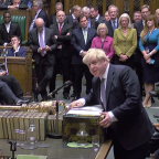 Brexit: Boris Johnson accused of misleading parliament after saying there would be 'no checks' between Northern Ireland and Britain