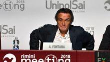 "Fontana: ""Se Milano vale Ronaldo, deve giocare come attaccante"""