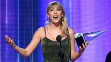 Taylor Swift Beats Michael Jackson's Record for Most American Music Awards