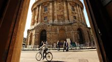 Schwarzman, Never an Oxford Student, Gives School $188 Million