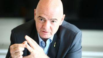 Foot - FIFA - Gianni Infantino, le président de la FIFA, ne veut «plus jamais» revivre de scandales liés à la corruption