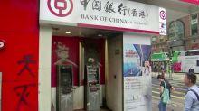 Starbucks, banks among HK protest targets
