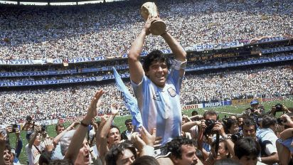 Messi, Pelé, many more pay tribute to Maradona