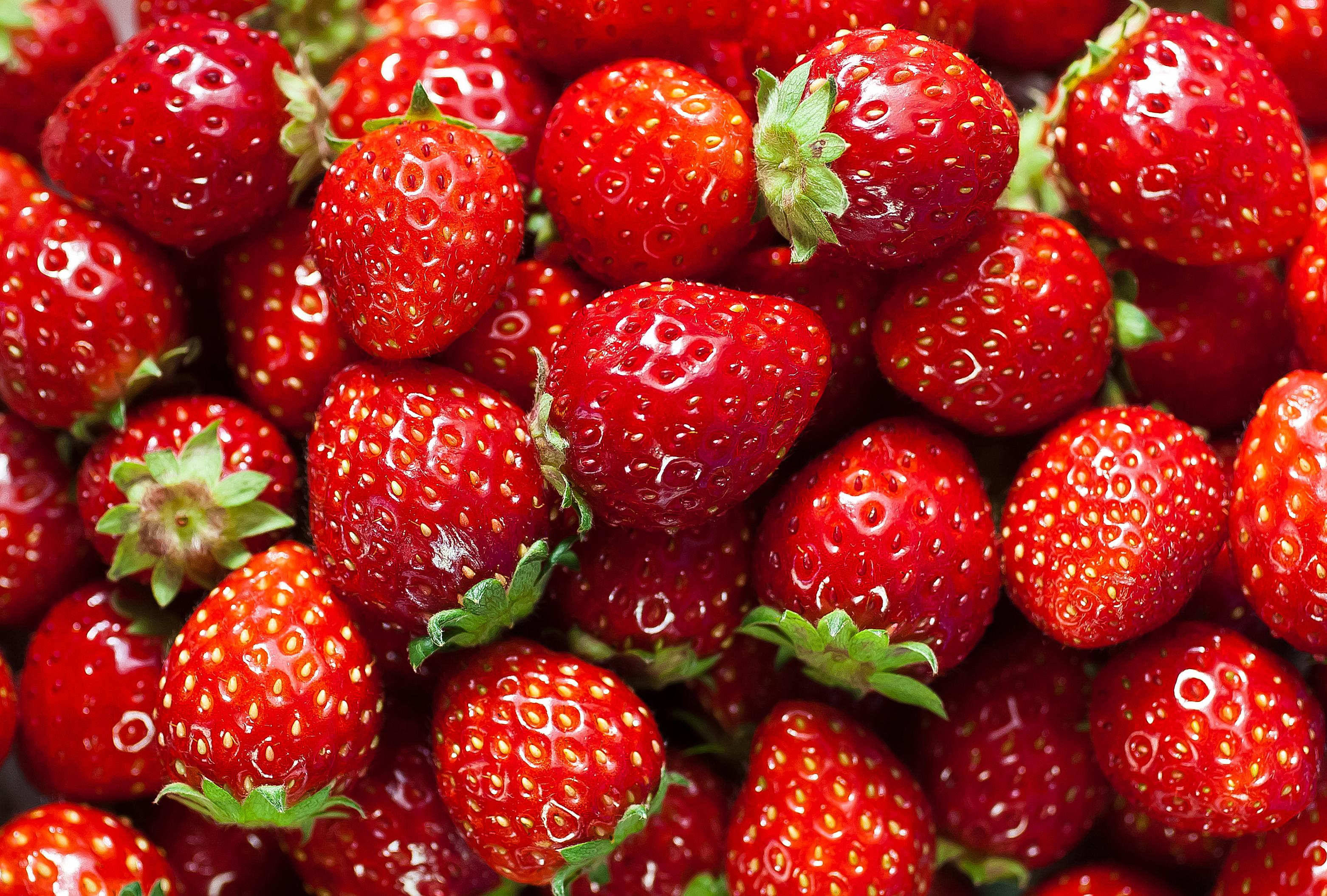 Nail found in strawberry punnet a year after contamination scandal