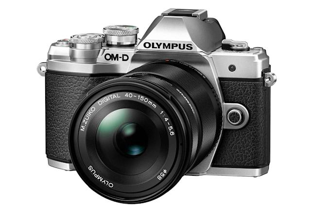 Olympus gives its entry-level mirrorless camera a 4K upgrade