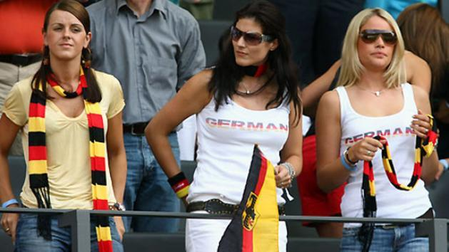 Women, Booze, & Smokes For German Soccer Team?
