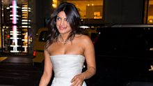 Priyanka Chopra Defends Her Decision to Wear Marchesa to Her Bridal Shower