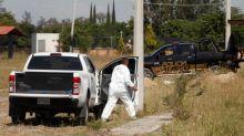 Sube a 25 el número de cuerpos hallados en una finca del estado mexicano de Jalisco