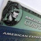 American Express Stock Falls 7%