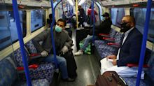 'Help me!': NHS worker's coronavirus plea to Boris Johnson as London's Tubes remain packed
