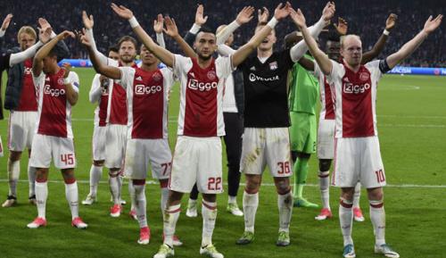 """Europa League: """"Europa beeindruckt"""": Ajax erlebt Renaissance"""