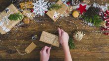 Navidad sostenible: Así reducirás tu huella medioambiental
