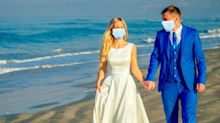 Coronavirus latest news: Outdoor weddings permission a boost for pandemic-hit industry