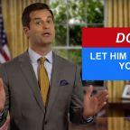 Trevor Noah Provides 'Presidential Harassment' Training For House Democrats