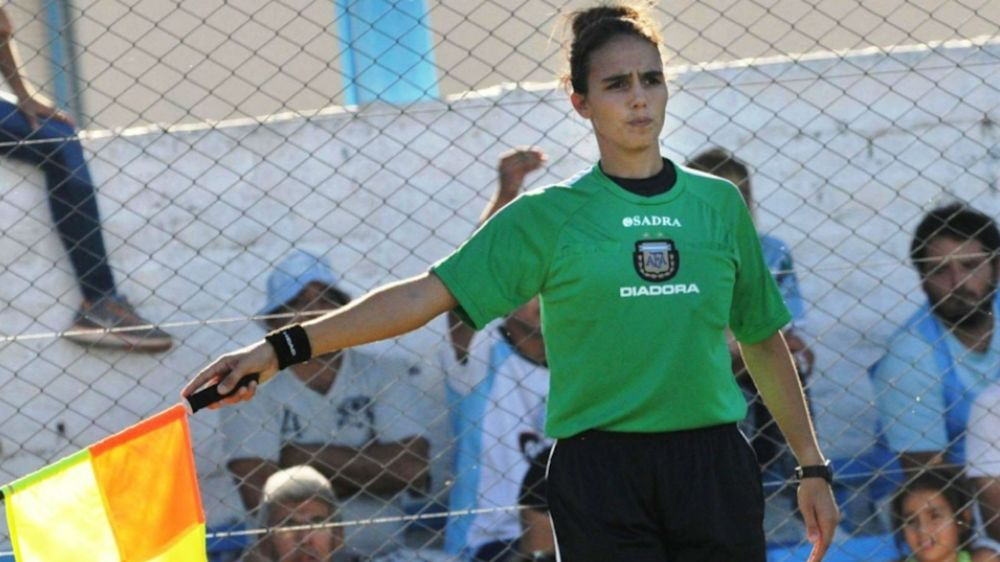 Por primera vez, una mujer arbitrará en la Fase Final de la Copa Argentina