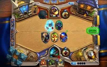 Blizzard reveals Hearthstone: Heroes of Warcraft, coming to iPad and PC