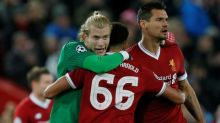 Liverpool stun City to put one foot in Champions League semi-finals