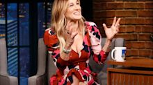 Sarah Jessica Parker Likes Dad Socks More Than You