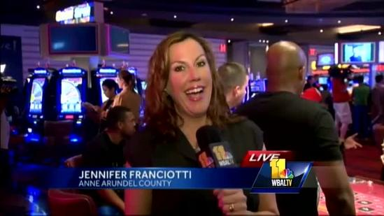 Crowds flock to Md. Live for opening of table games