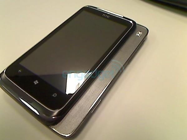 Exclusive: HTC's Windows Phone 7-equipped T8788 breaks cover for AT&T