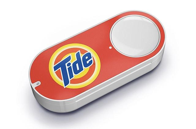 Hack Amazon's Dash buttons to do things other than buying stuff