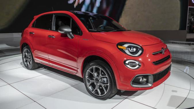 Fiat 500X and 500L could be combined into 500XL for next generation