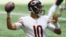 Bears make QB switch: Nick Foles in game after bad Mitch Trubisky INT