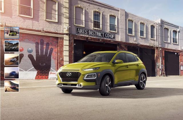 Hyundai offers virtual showroom on Amazon