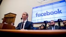 Lawmakers Grill Zuckerberg At Hearing About Proposed 'Libra' Digital Currency