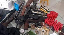 Suspeito de integrar milícia que faz construções clandestinas na Ilha da Gigóia é preso