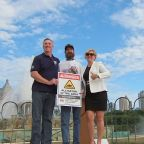 City celebrates Humboldt Park alligator 'Chance the Snapper' trapper Frank Robb