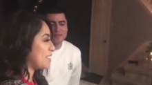 The internet is cheering on this woman who dumped her cheating boyfriend in her birthday speech
