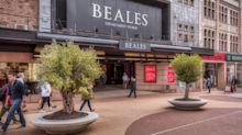 Department store Beales goes into administration, risking 1,100 jobs