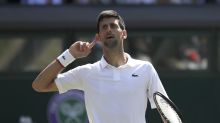 Novak Djokovic battles through to Wimbledon final