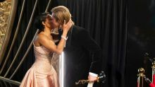 Please Enjoy These Extremely Heart-Warming Photos of Brad Pitt and Regina King at the Oscars