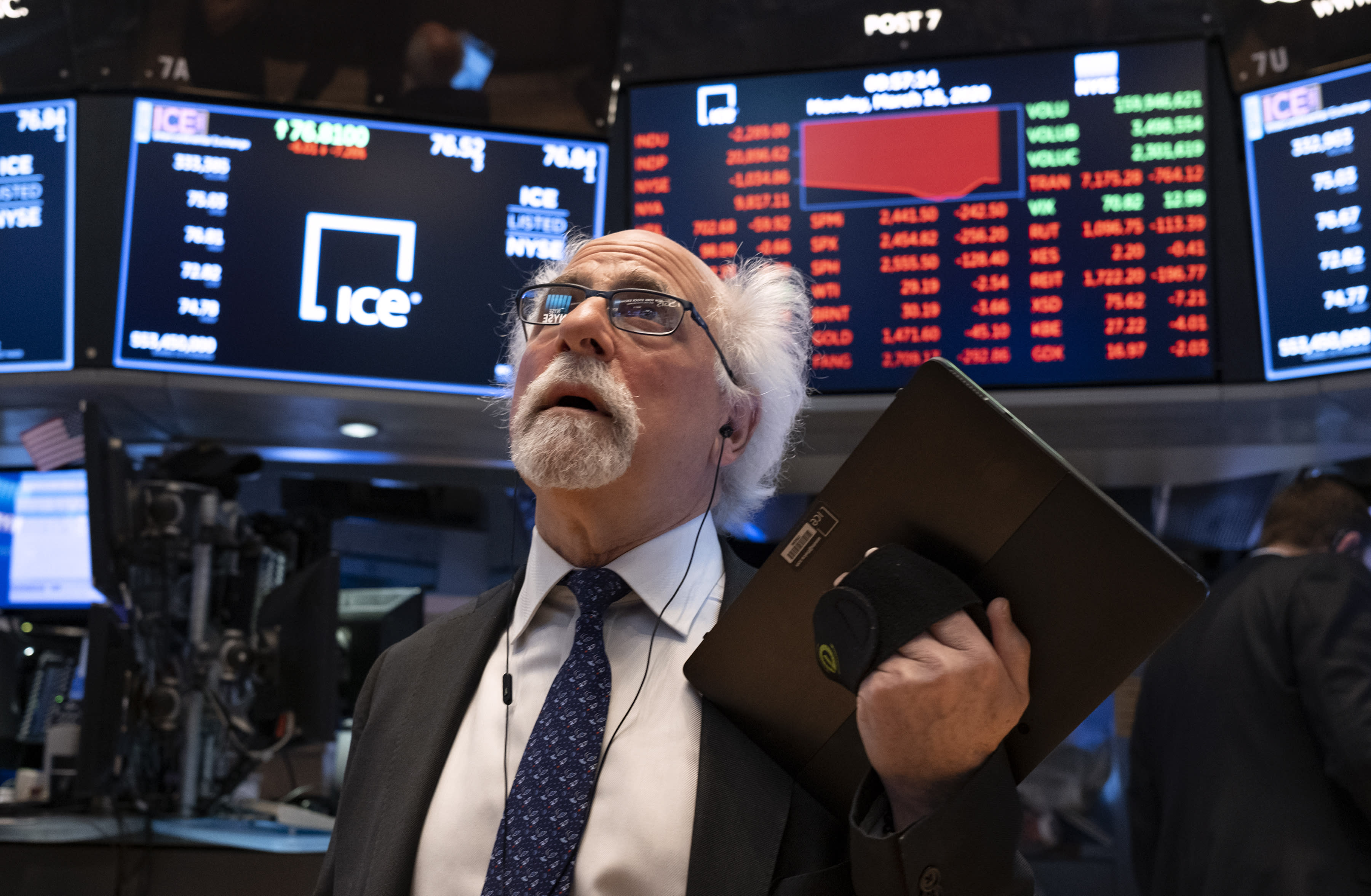 Happy to go back to NYSE floor: Wall Street's iconic trader