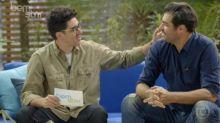 Fernando Rocha aprova imitação de Adnet: 'Melhor do que eu faria'