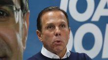 Eu não havia combinado isso aí, diz Bolsonaro sobre encontro com Doria