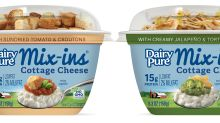 DairyPure® Serves Up Innovation in Cottage Cheese Category with Launch of DairyPure Mix-ins®