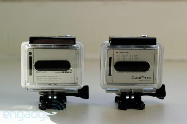 How would you change the GoPro Hero HD 2?