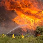 California's Apple Fire Grows, Officials Say Car Malfunction Sparked Blaze