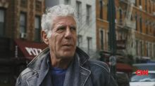 Anthony Bourdain's final moments on 'Parts Unknown' are a dark look at his past