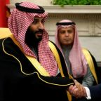 Trump stands by Saudi prince despite journalist Khashoggi's murder