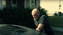 Vince Vaughn is unrecognisable as a skinhead in Brawl In Cell Block 99