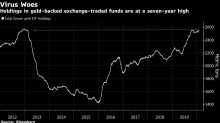 Gold ETFs Hit Seven-Year High and It's Not Just the Virus