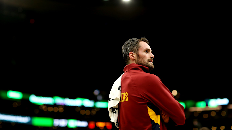 Kevin Love insists 'nothing's changed' amid latest round of trade talks in Cleveland